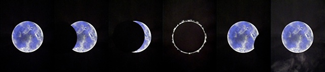 Lunar Eclipse (video stills)