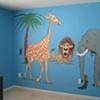 Animals Mural