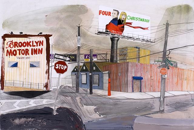 Brooklyn Motor Inn, Brooklyn, NY