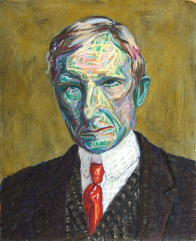 Icon series -- John D. Rockefeller