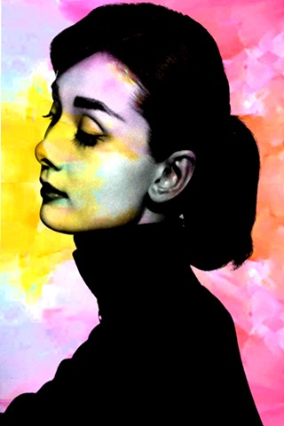 Audrey Watercolor