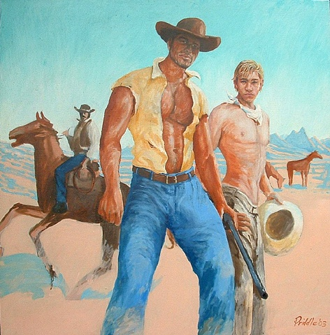 Cowboy sexuality
