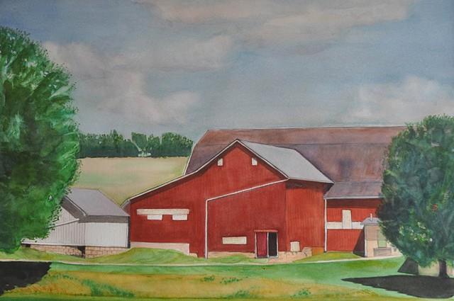 Amish Farmhouse
