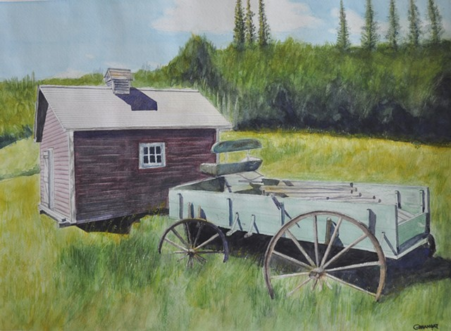 Alberta Wagon