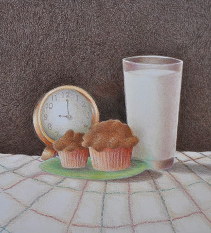 Bedtime Snack  by Amy Huron