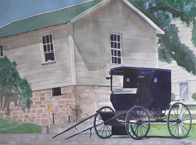 Amish Buggy