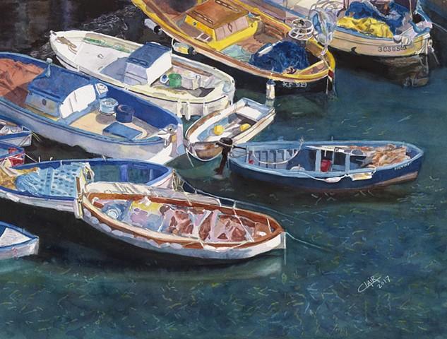Old Harbor, Sorrento, Italy
