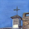 Rooftop Weathervane