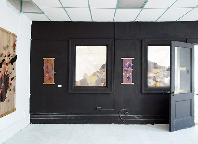 Installation View of Congress, Joralemon and Konci
