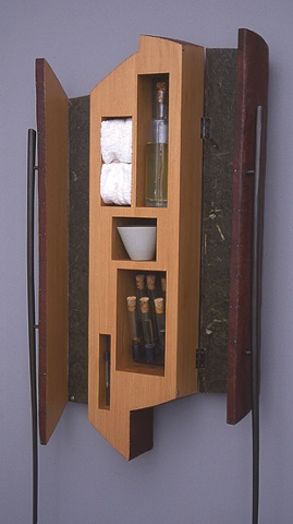 Touch - Massage Cabinet