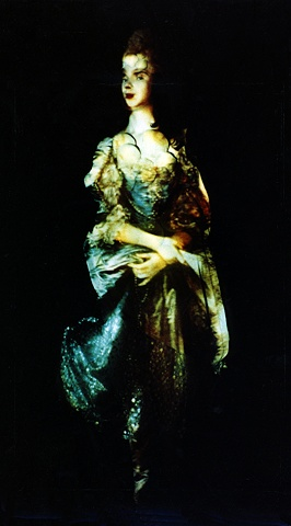 dominique paul art photo projection Gainsborough