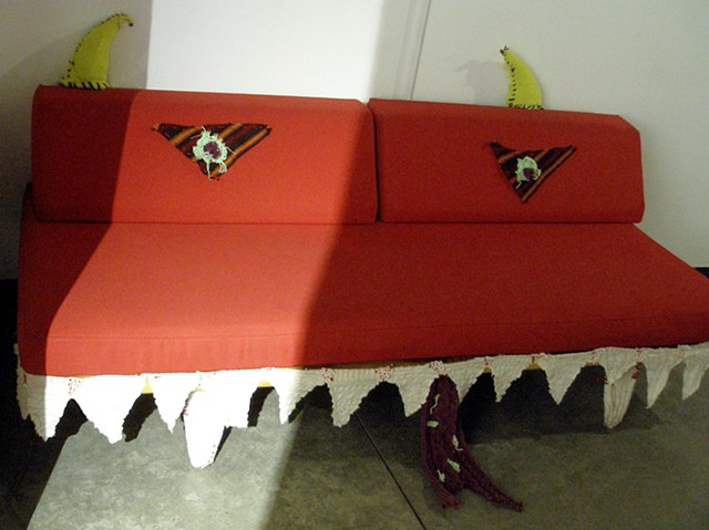 Sofa Monster by Sam and Megan