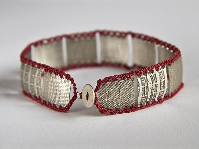 Bracelet With Squares
