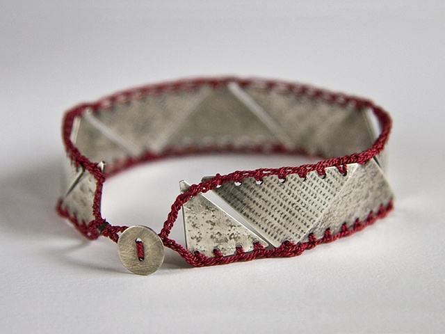 Bracelet With Triangles