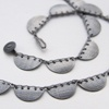 Cleopatra Necklace Semi-Circles