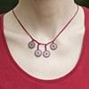 Amoeba Necklace #2