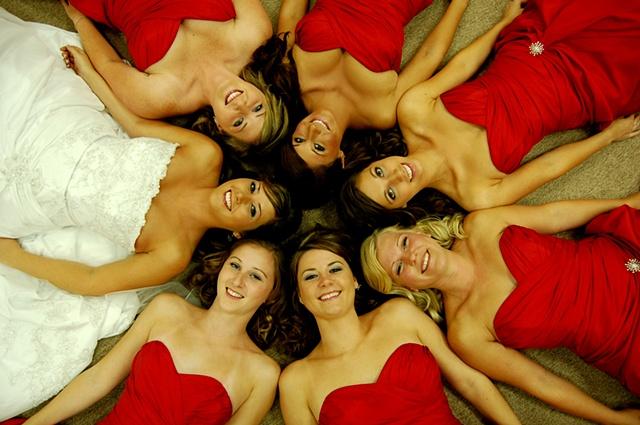 Shaina's Bridesmaids