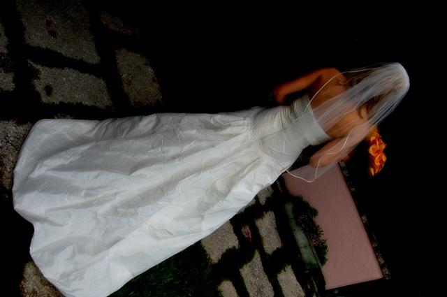 Melanie's Dress.