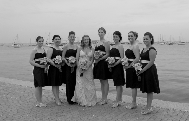 Melissa's Bridesmaids