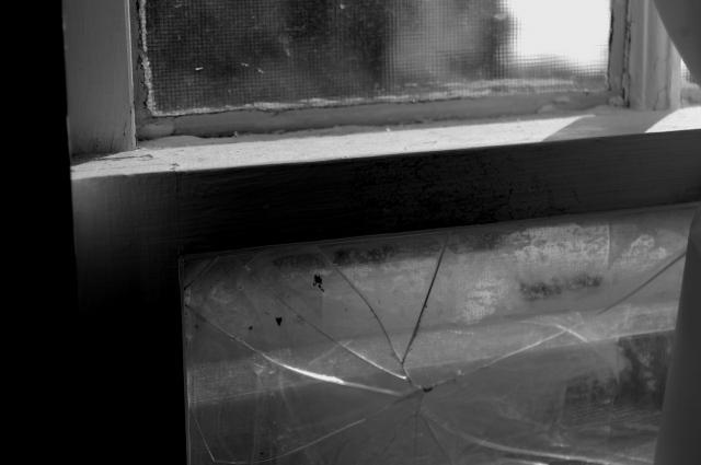 winter window sill