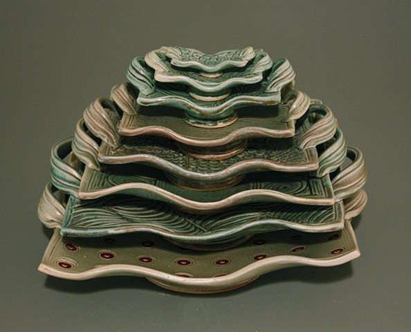 Stack of Platters