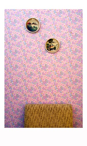 Untitled 9, Pink wallpaper,