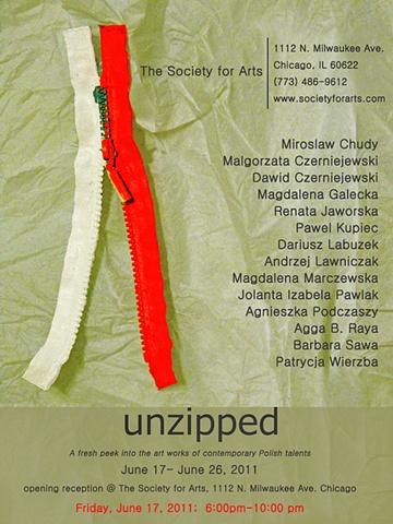 Unzipped Flier