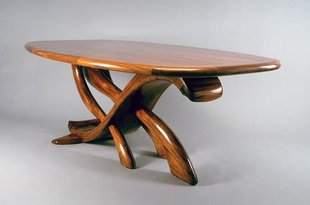 koa table