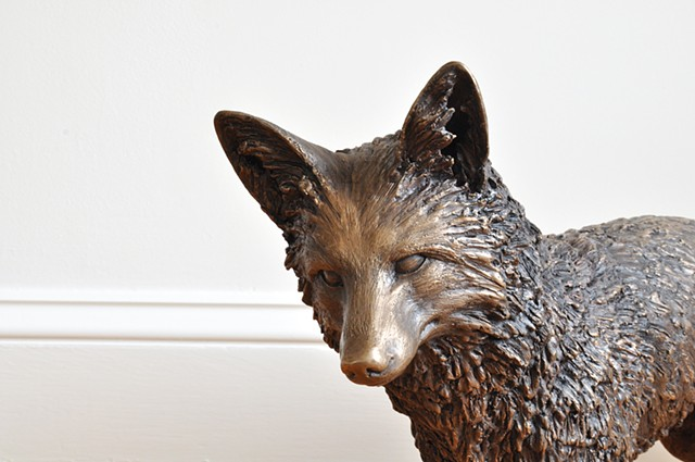 Anna Williams Artist Bronze Sculpture