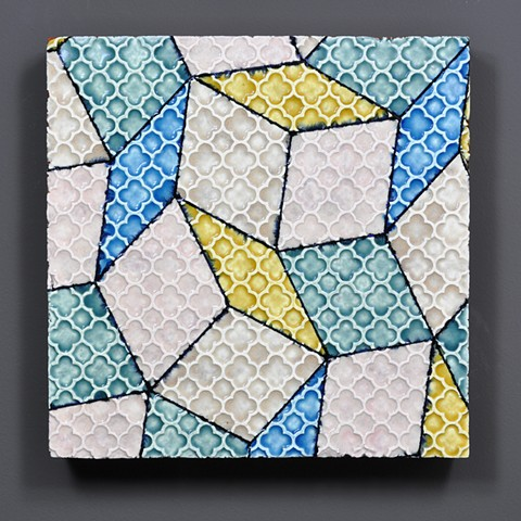 Recovered Geometry No. 17