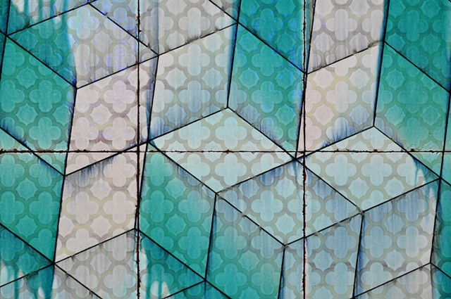 Recovered Geometry No. 9