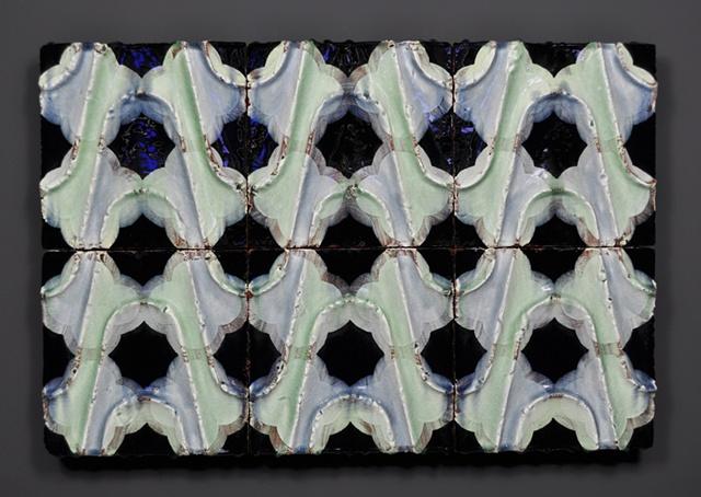 Ceramic Wall Art Art Installation Ceramics