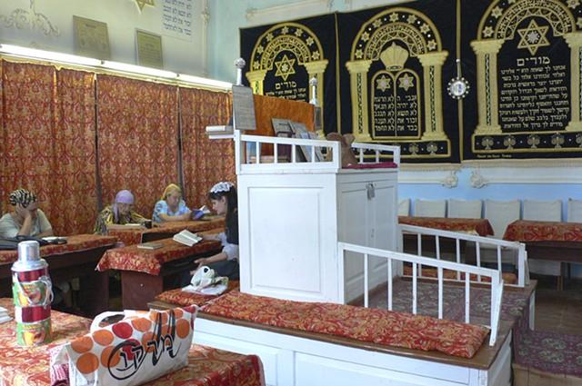 The Last Remaining Jewish Synagogue, Bukhara, Uzebekistan