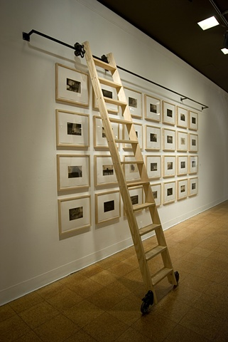 Recollections (Installation University of Arizona Art Museum 2009)