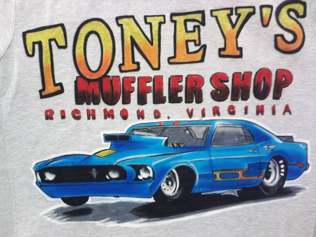 Toney's Muffler Shop