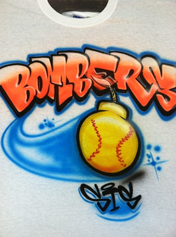 Bombers Logo Design