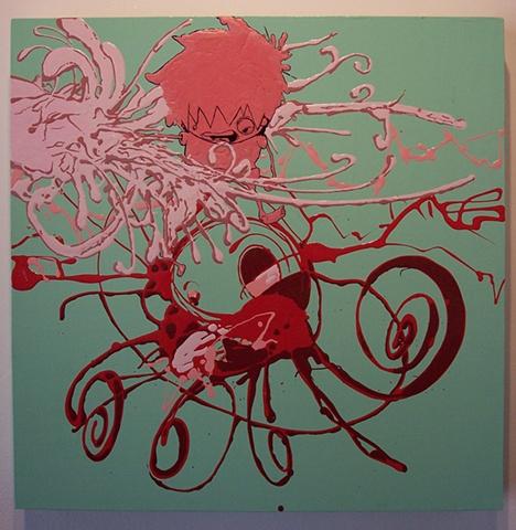 Giant Squid Rider