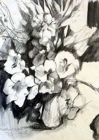 Flowers - Paintings and Drawings