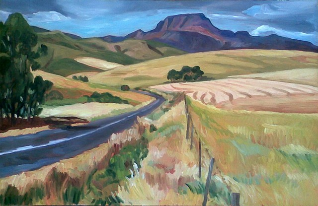 Cards - Landscapes of the Overberg