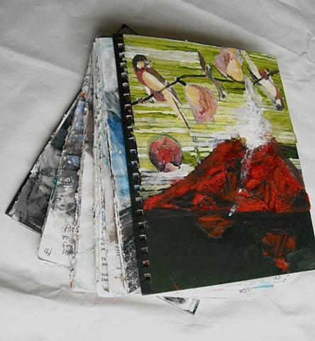 Kilauea Volcano Journal-cover