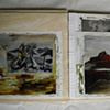Windows 2005 Mount St. Helens-interior of book, photos of paintings