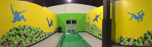 Launch Trampoline Park, Watertown MA