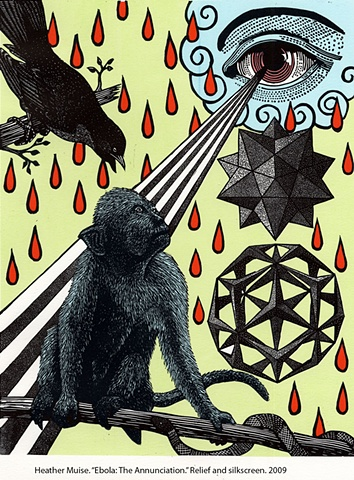 Ebola:The Annunciation