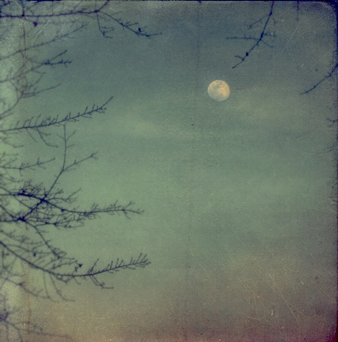 there is always the moon