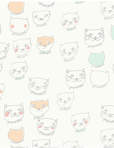 BlaBla Kids, Fox, Childrens Design, Petit Home