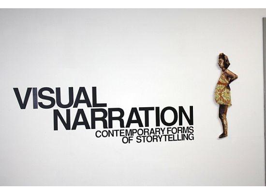 Visual Narration Installation Robert Bills Gallery, Chicago