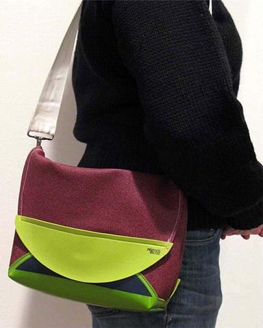 Watermelon Bag, Relevant Reuse, 2008