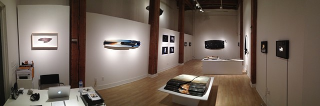 BINTHERE Installation View