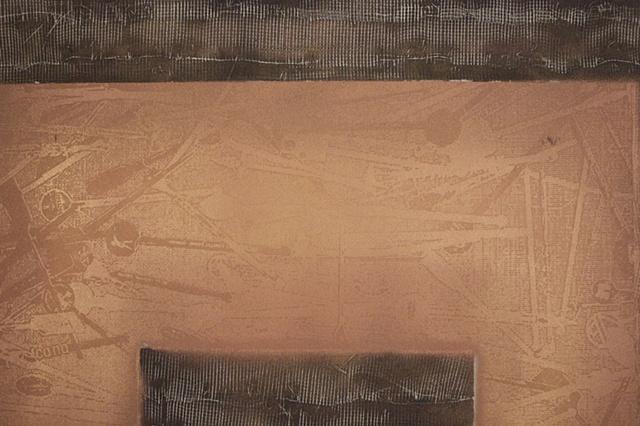 Stir Stick Series (Detail)