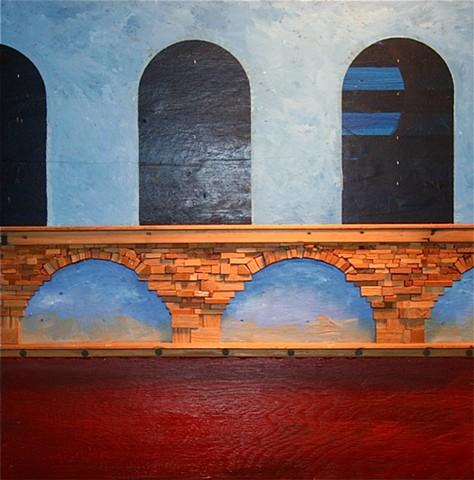 arch atop arch